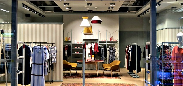 IDEALIGHT – Manufacturer of LED lighting » Boutique Persona by